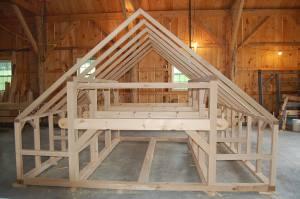 Projects Brunswick Timber Frames Inc
